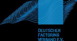 Deutscher Factoring Verband Logo